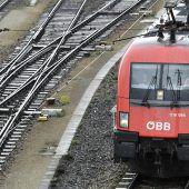 Scharfe Kritik an ÖBB
