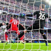 Bayern-Aus in der Champions League