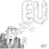 Heißluft Donald!