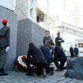 Gedenken an NS-Opfer