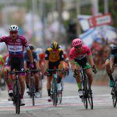 Viviani in Giro-Laune