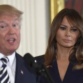 Nieren-OP bei US-First Lady