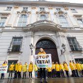 FPÖ segnet CETA mit ab