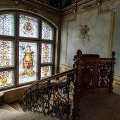 Emsiana ermöglicht erstmals den Blick in die Hohenemser Villa Rosenthal. D6