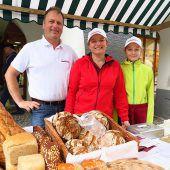 Brot- und Strudelmarkt in Bludenz