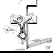 Zuckerberg vor der EU!