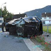 Wilde Verfolgungsjagd bis nach Liechtenstein