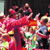Tausende Kinder erleben Musiktheater