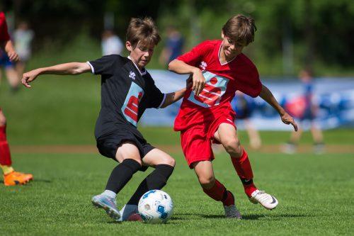 2018 feierte das BG Feldkirch einen 5:2-Finalerfolg gegen die NMS Egg in der Fußball-Schülerliga.Steurer