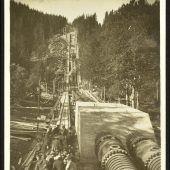 Wiege der Wasserkraft im Montafon