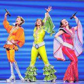 Der Musicalhit Mamma Mia! kommt nach Bregenz