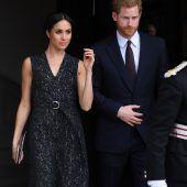 Meghan und Prinz Harry wählen Kutsche für ihre Hochzeit aus