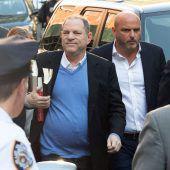 Harvey Weinstein wird angeklagt