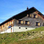 Bergmesse auf der Alpe Tschuggen