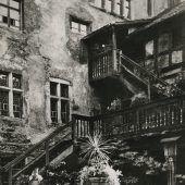 Die Schattenburg: das Wahrzeichen von Feldkirch