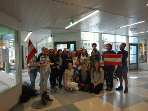 Im Juli bereits reisen die Jugendlichen wieder nach Finnland. Stadt