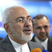 Iran sieht Gespräche mit EU auf gutem Weg