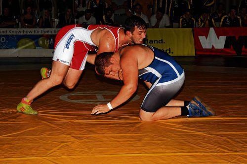 Johannes Ludescher musste sich im Duell um Bronze bei der EM in Russland gegen den Olympia-Elften Robert Baran aus Polen mit 1:6 geschlagen geben.Schwämmle