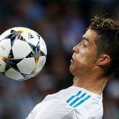 Ronaldo bietet dem Finanzamt 14 Millionen an