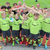 Bregenz triumphiert im Poly-Cup