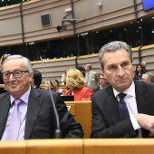 EU versteht Österreichs Rechnung nicht