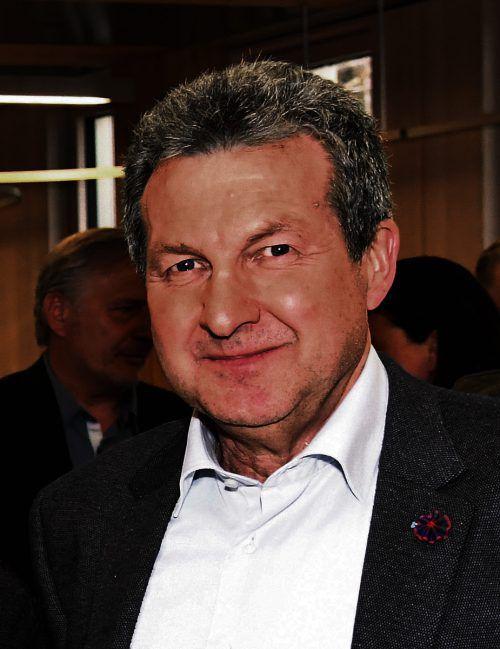 Kammerdirektor Gebhard Bechter tritt 2019 ab, Nachfolge bereits zum zweiten Mal ausgeschrieben. VN