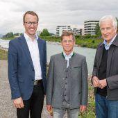 Ill-Revitalisierung in Feldkirch abgeschlossen