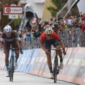 Kolumbianer Chaves büßte beim Giro alle Chancen ein