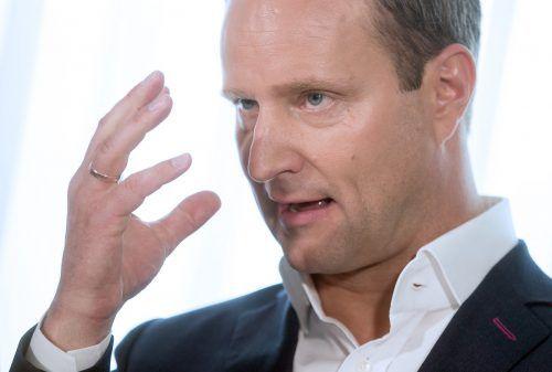 Matthias Strolz möchte den französischen Präsidenten Emmanuel Macron überzeugen, sich mit den Liberalen in Europa zu verbünden.APA