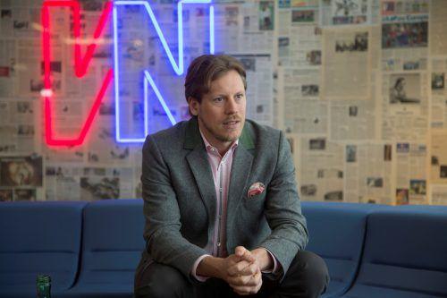 Maximilian Gössl wurde die Liebe zur Tracht in die Wiege gelegt. Er wird das Unternehmen in dritter Generation weiterführen. VN/Paulitsch