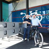 Alles fürs E-Bike im Dornbirner Messepark