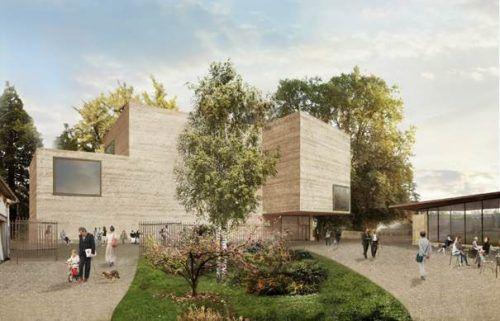 Die Fondation Beyeler wird in den nächsten Jahren erweitert. Atelier Peter Zumthor