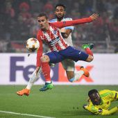 Griezmann-Show führt Atlético zum Europa-League-Titel