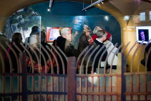 """Mit seinem neuen Projekt """"Sag Schibbolet!"""" widmet sich das Jüdische Museum Hohenems sichtbaren und unsichtbaren Grenzen. JHM/Walser"""