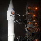 InSight-Lander der Nasa ist auf dem Weg zum Mars