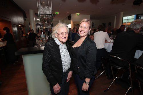 Mitglieder Elsa Jäger (l.) und Anja Mathis.