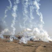 Israel fliegt mehrere Luftangriffe im Gazastreifen