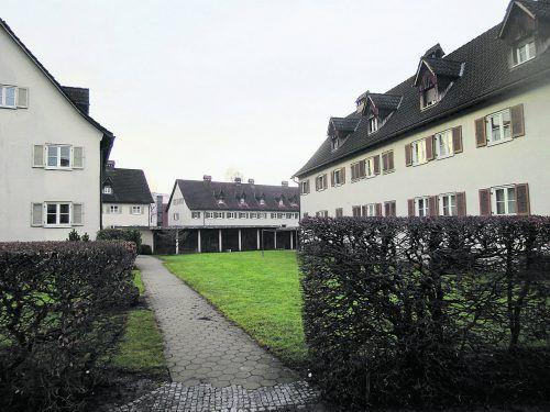Ohne die Südtirolersiedlungen wäre die Wohnungsnot weit größer.HA
