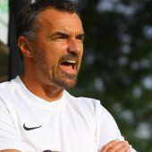 "<p class=""caption"">Oliver Schnellrieder wird neuer Amateure-Coach bei Cashpoint Altach. VN/Hofmeister</p>"
