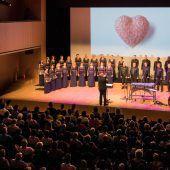 Herzerfüllender Konzertabend