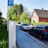 Parkgebühren nach eineinhalb Stunden