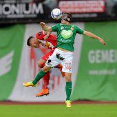 Austria-Youngsters mit Auswärtssieg