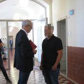 Haftstrafe nach Alko-Unfall