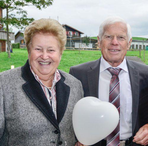Reinhilds und Paul Martes Liebe und Wertschätzung füreinander hat sich in 60 Ehejahren vertieft.