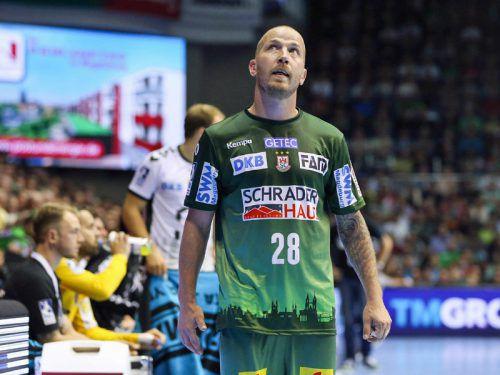 Robert Weber kam beim Final-Four-Turnier nicht zum Einsatz.Verein