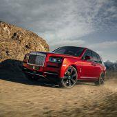 Autonews der WocheMercedes-AMG-Roadster mit 522 PS Leistung / Rolls-Royce stellt erstes SUV vor / Audi kündigt E-Offensive an