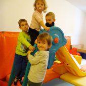Eile bei Kinderbetreuung