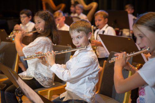 Schlussakkord: Mit Tanzvorführung und Konzert hält die Musikschule Bludenz musikalisch Rückschau auf das zu Ende gehende Schuljahr. Musikschule
