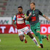 Wacker fixierte den Titel und den Bundesliga-Aufstieg