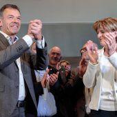 Ein Grüner erobert den Innsbrucker Bürgermeistersessel